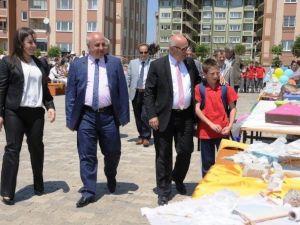 Süleymanpaşa Belediye Başkanı Eşkinat, Özel Öğrencilerle Uçurtma Şenliğinde Buluştu