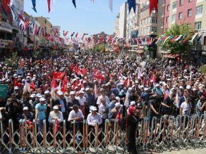 Topbaş'tan Sultanbeyli'ye Metro Müjdesi
