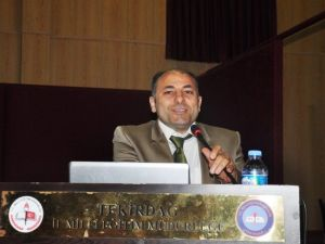 NKÜ Tarih Bölümü Öğretim Üyesi Yard. Doç. Dr. Cafer Ulu: