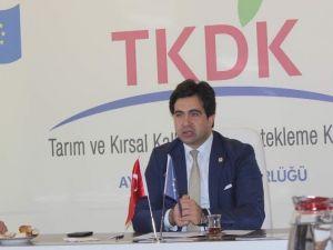 TKDK Aydın İl Koordinatörü Erhan Çiftçi'den Açıklama