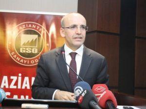 Bakan Şimşek, Gso Meclis Toplantısına Katıldı
