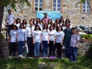Didim'de Öğrenciler Göçmen Kuşları Unutmadı