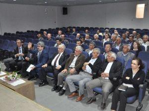 Bozüyük'te Köylere Hizmet Götürme Birliği Encümen Üyeliği Seçimleri Yapıldı