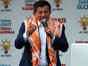 Başbakan Davutoğlu Burdur'da (1)