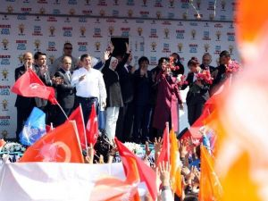 Başbakan Davutoğlu Isparta'da (2)