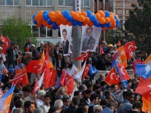 Başbakan Davutoğlu Burdur'da (2)
