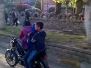 Nazilli'de Çakmak Gazıyla Ölüme Sürüş