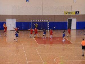 Okullar Arası Hentbol Yarı Final Müsabakaları Sona Erdi