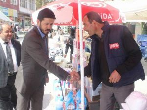 Saadet Partisi Milletvekili Adayı Mehmet Aydın: