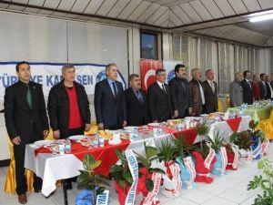Türk Eğitim Sen Oltu Temsilciliğinden Birlik Beraberlik Yemeği