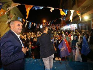 Başkan Toçoğlu Bahçelievler Seçim İrtibat Bürosu Açılışına Katıldı