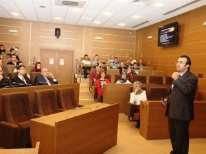 Büyükşehir Personeline Takım Çalışması Eğitimi