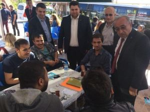 AK Parti Milletvekili Adayı Mustafa Yelkenci: