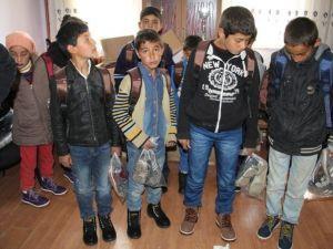 İstanbul'dan Başkaleli Öğrencilere Yardım Eli