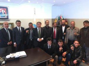 AK Parti Gümüşhane Milletvekili Adayı Feramuz Üstün, Seçim Çalışmalarına Aralıksız Devam Ediyor