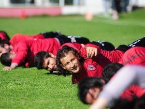 Samsunspor'da Hedef Play-off'lar
