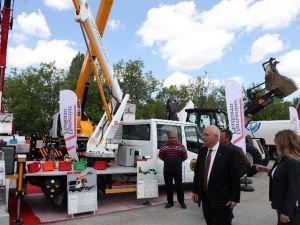 Başkan Yaşar'dan Son Teknolojiye Yakın Takip