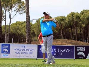 Dünya Kurumsal Golf Turnuvası Belek'te Yapıldı