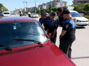 Engelli Polisler Yollarda
