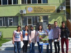 """""""Gençlik Kampları Projesi"""" Tanıtımı"""