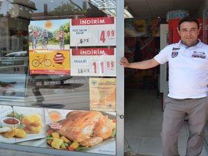 Tavuk Fiyatları ET Fiyatlarına Yaklaştı