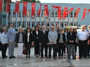 Aydın'da Eczacılar Günü Kutlamaları Başladı