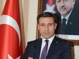 "Küçükcan: ""AK Parti Haklının Yanındadır"""