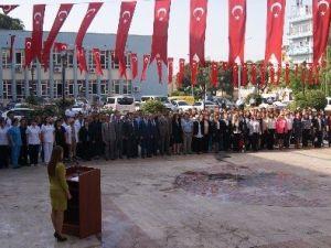 Aydın'da Hemşireler Haftası Kutlamaları