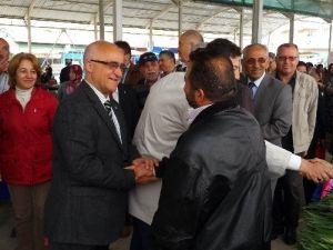 MHP Beyşehir'de Seçim Çalışmalarını Sürdürüyor