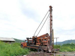 Köylerde Su Çalışmaları Devam Ediyor