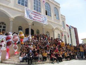 Adana Kız Lisesi'nden Pilav Günü