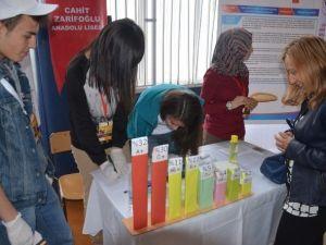 Fatsa'da TUBİTAK Bilim Fuarı