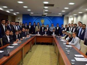 Konya AK Gençlik Çalışmalarını Sürdürüyor