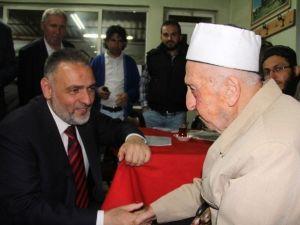 """Milletvekili Adayı Hacıeyüpoğlu: """"Millete Rağmen Değil, Millet İçin Yeni Türkiye"""""""