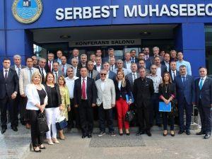 Haksız Rekabet Modülü Bölge Toplantısı Mersin'de Yapıldı