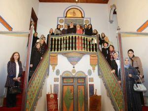 Talas'ta Kadınlarla Kaynaşma Toplantısı