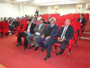 SGK İlçe Müdürlüğü'nden Bilgilendirme Toplantısı