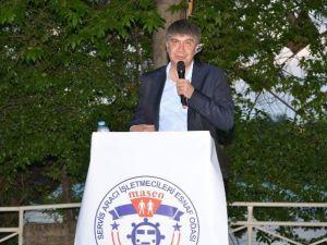 Başkan Türel'den Servisçilere Çözüm