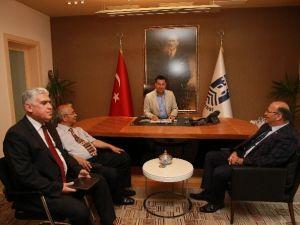 CHP Muğla Milletvekili Nurettin Demir'den Kocadon'a Ziyaret
