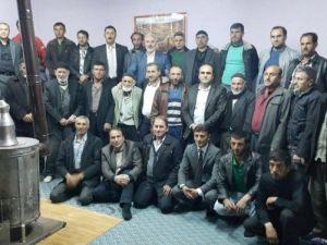 Milletvekili Özbek, Çalışmaları Hakkında Açıklamada Bulundu