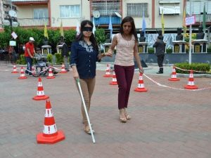 Engellileri Anlamak İçin Empati Kurdular