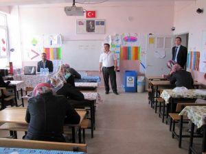 Kitap Kurdu Velilerin Sınav Heyecanı
