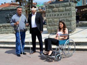 Engelliliğin Farkına Vardılar