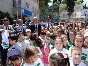Osmangazi'de Hizmet Almayan Okul Kalmayacak