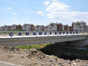 Çakabey Köprüsü Güzergahı Düzenleniyor