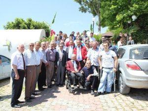 Başkan Tuna, İskep Kapsamında Engellilerle Buluştu