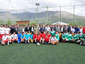 Ekinözü'nde Kurumlar Arası Futbol Turnuvası Başladı