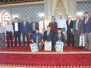 Kumluca'da Güzel Kuran Okuma Yarışması Yapıldı