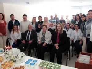 Kartal Belediyesi Hemşireleri Unutmadı