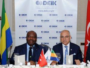 Türkiye-gabon Arasında Yeni İşbirlikleri Gündeme Geliyor